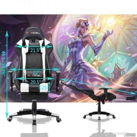 Silla Gamer EAVANCEL NB comprar