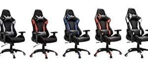 Silla Gamer F83 analisis