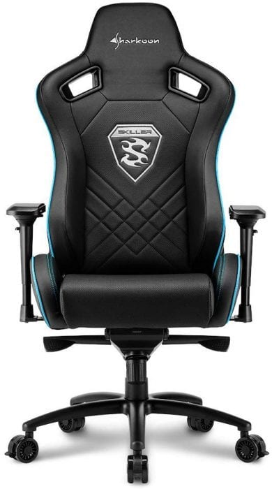 Sharkoon skiller sgs4 review