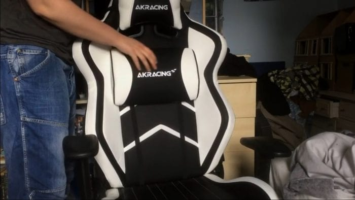 Silla Gamer Player Chaise Análisis